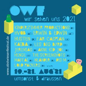 OWF Lineup2021