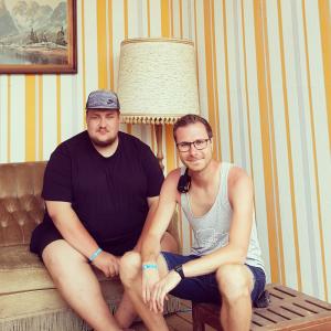 Hannes Gaertner und Martin Schuhmann 1